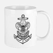 Sea Scout First Class Anchor Small Small Mug