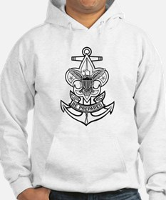 Sea Scout First Class Anchor Hoodie