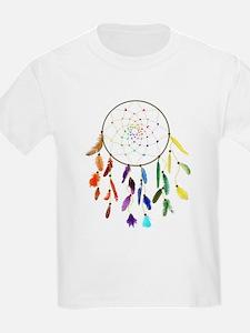 Rainbow DreamCatcher T-Shirt