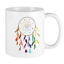 Rainbow DreamCatcher Mug