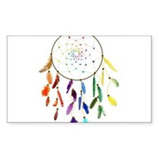 Rainbow DreamCatcher Decal