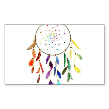 Rainbow DreamCatcher Sticker