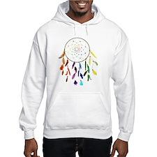Rainbow DreamCatcher Hoodie