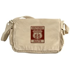 Bagdad Route 66 Messenger Bag