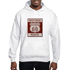 Bagdad Route 66 Hoodie