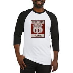 Bagdad Route 66 Baseball Jersey