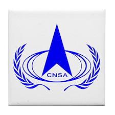 CNSA Tile Coaster