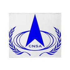 CNSA Throw Blanket