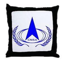CNSA Throw Pillow