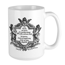Ukulele Benediction Mug