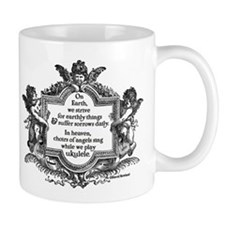 Ukulele Benediction Mug