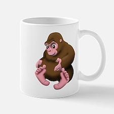 Baby Bigfoot Mug