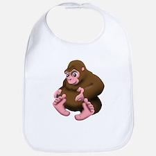 Baby Bigfoot Bib