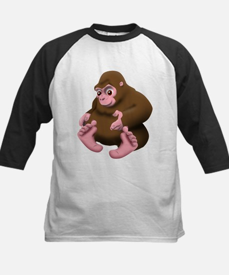 Baby Bigfoot Baseball Jersey