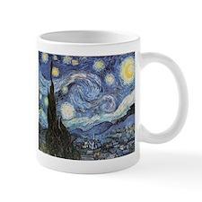 Van Gogh Starry Night Small Mugs