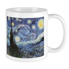 Van Gogh Starry Night Small Mug