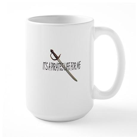 A Pirates Life Large Mug
