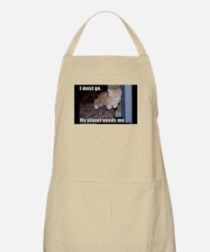 Super Cat Apron