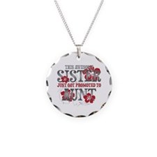Promoted Aunt Necklace