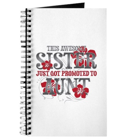 Promoted Aunt Journal