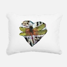 Life is Art Rectangular Canvas Pillow