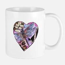 Your Heart Dragonfly Mug