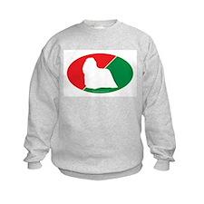 Hungary Flag Komondor Sweatshirt