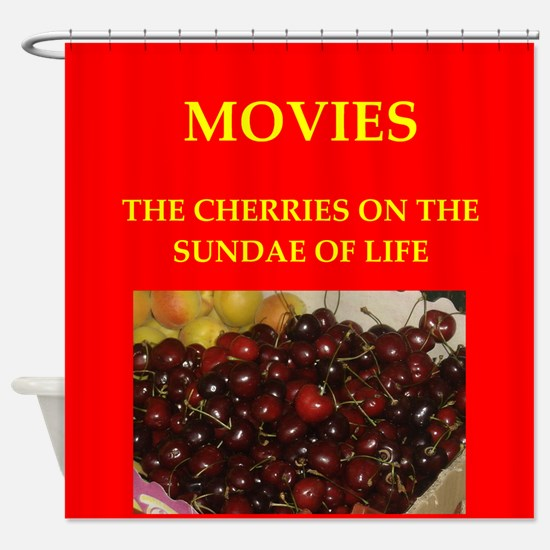 movies Shower Curtain