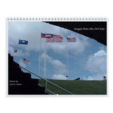 Images From The Civil War, Wall Calendar