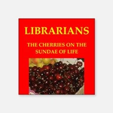 librarian Sticker