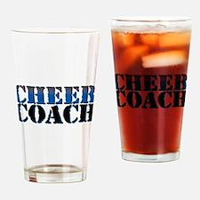 Cheer Coach Pint Glass