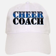 Cheer Coach Baseball Baseball Cap