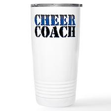 Cheer Coach Travel Mug