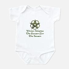 Winter Solstice Infant Bodysuit