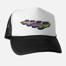 Gremlin Collector Black Trucker Hat