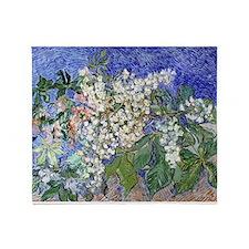 Van Gogh Blossoming Chestnut Branches Stadium Bla