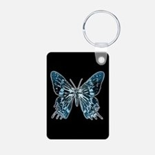 Butterfly Glyph Keychains