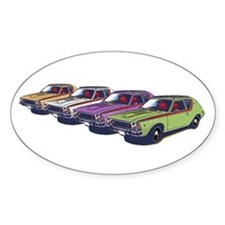 Gremlin Collection Oval Decal