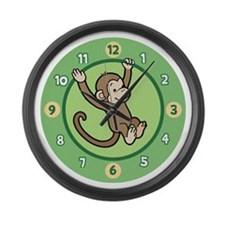 Cute Cute room decor Large Wall Clock