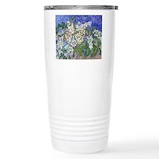 Van Gogh Blossoming Chestnut Branches Travel Mug