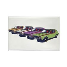 Gremlin Collection Rectangle Magnet