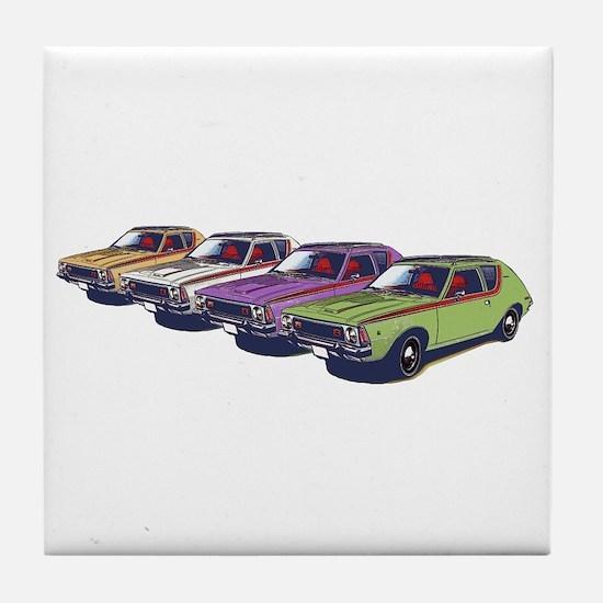 Gremlin Collection Tile Coaster