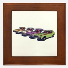 Gremlin Collection Framed Tile