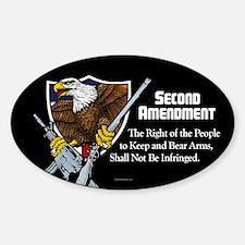 The Second Amendment Stickers