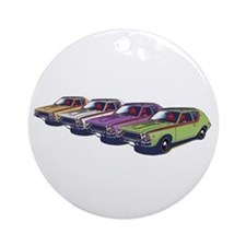 Gremlin Collection Ornament (Round)