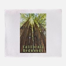 Cute Humboldt Throw Blanket