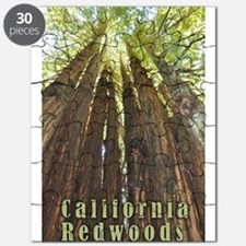 Unique Redwoods Puzzle