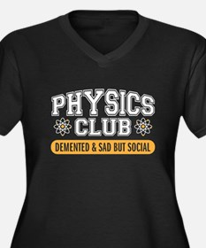 physics club Plus Size T-Shirt