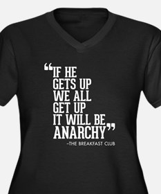 anarchy Plus Size T-Shirt