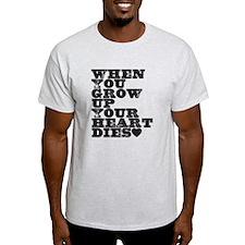 heart dies T-Shirt